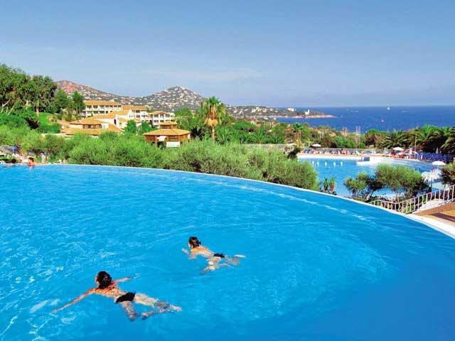 Luxe en wellness op vakantiepark in Zuid-Frankrijk
