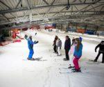 Voordelig indoor skiën in Den Haag