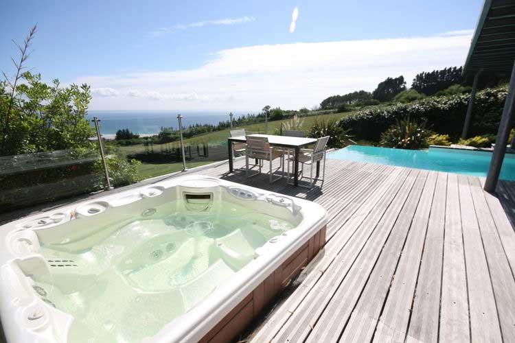 Luxe wellnessvakantie aan de westkust van Frankrijk.