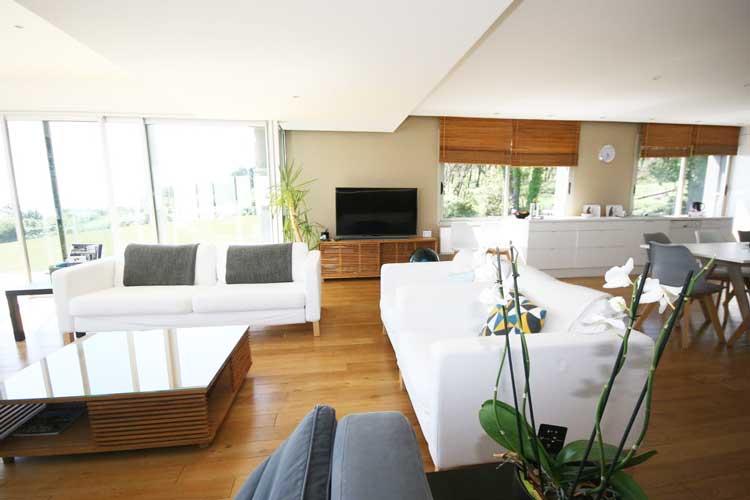 Moderne, zeer luxe vakantievilla aan de westkust van Frankrijk met privé-zwembad