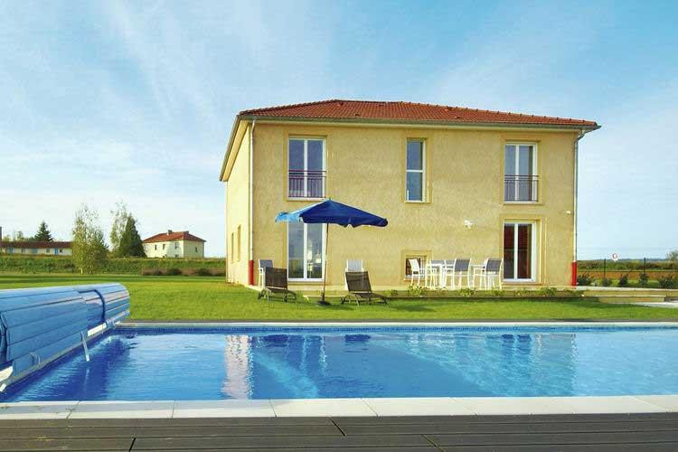 Vakantievilla met privé-zwembad Noord-Frankrijk