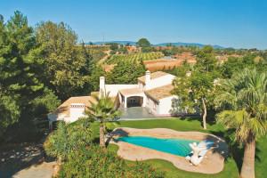 Wijngaarden in de Algarve