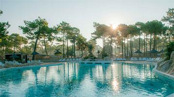 Duurzame wellness camping in Frankrijk