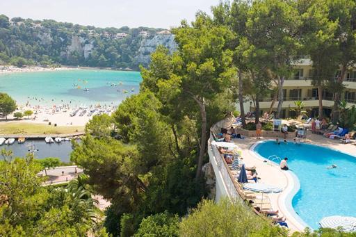 Hotel dichtbij het strand