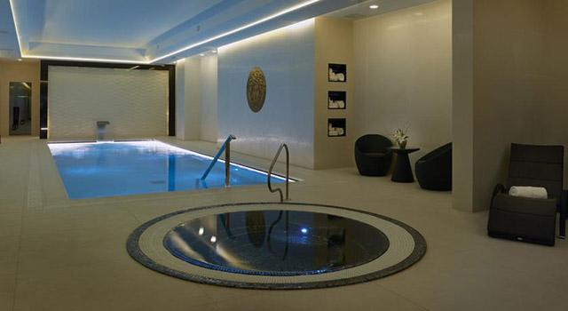 Luxe hotel met wellness in Londen