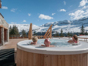 Wintersportvakantie met wellness combineren