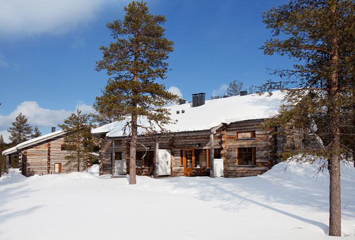 Wellnessvakantie en wintersport in Fins Lapland