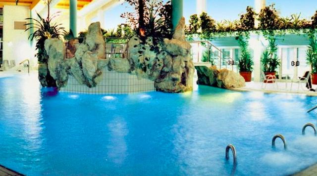 Wellness in vakantiepark in Duitsland