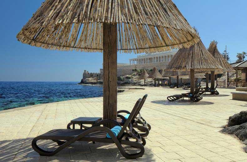 Hotel op Malta aan zee, met wellness en zwembaden