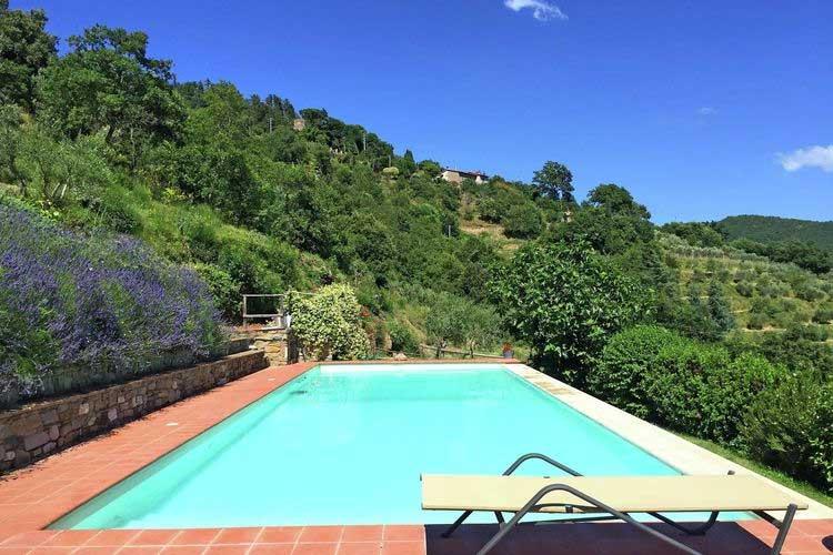 Moderne vakantiebungalow in Italië met privé-zwembad