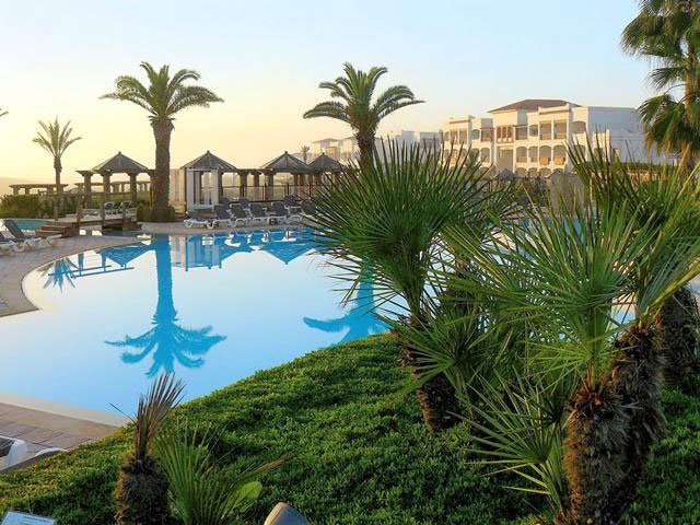 Wellnesshotel in Marokko met veel luxe en comfort
