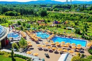 Hotel in Budapest met wellness en groot zwemparadijs