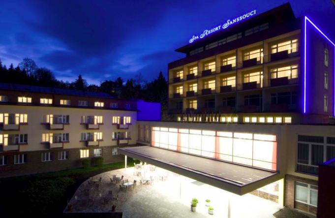 Detox vakantie in wellnesshotel in Tsjechië