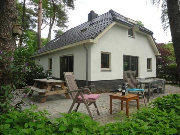 Vakantiebungalow in Nederland met privé-sauna