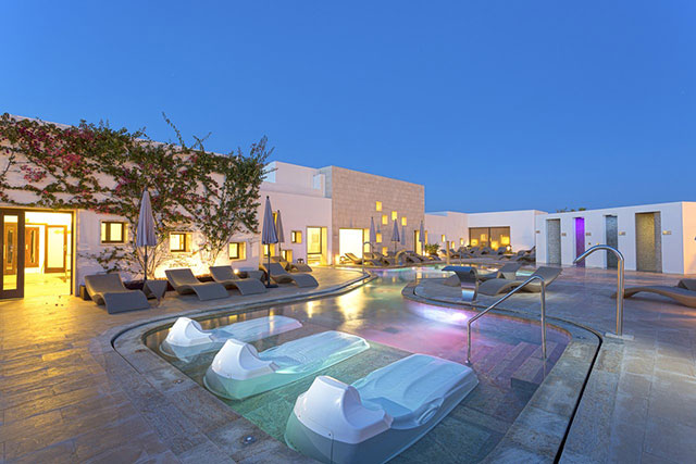 Wellness in hotel in Ibiza