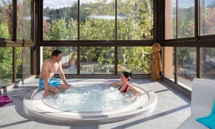 Spa wellnesscamping Ardèche