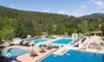 Wellnesscamping in de Ardèche in Frankrijk