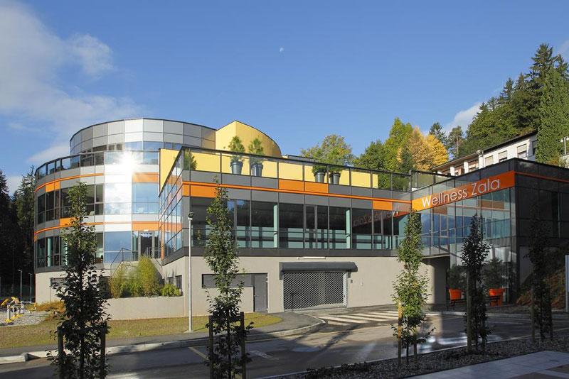 Hotel in Slovenië met groot wellnesscenter en kuuroord