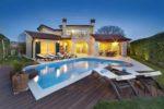 Moderne vakantievilla met privé-zwembad in Kroatië