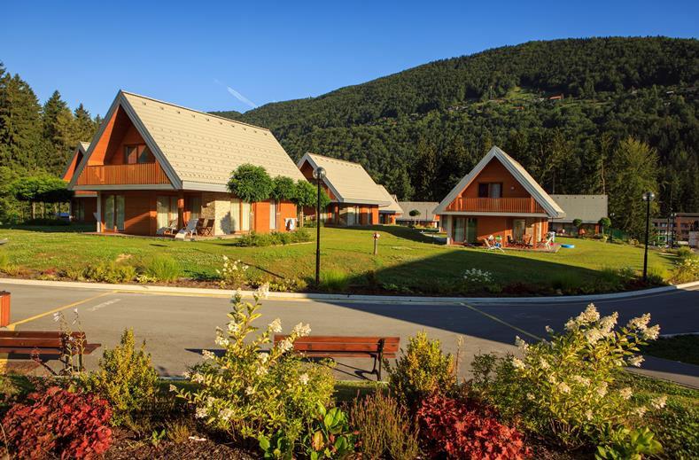 Vakantie park met wellness in Slovenië. Ook kuuroord met thermaalbaden!