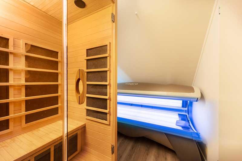 Vakantiehuis in Nederland met privé-sauna
