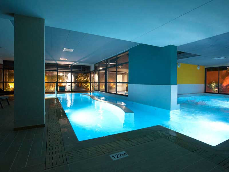 Camping met spa en veel zwembaden in Frankrijk, Bretagne