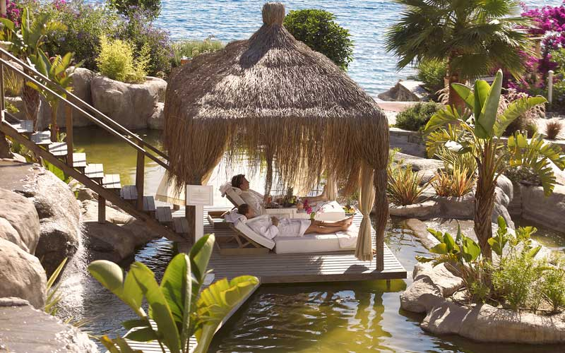 Wellness en detoxen bij dit luxe hotel in Bodrum