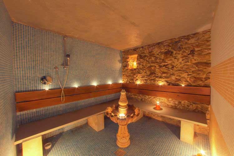 Vakantievilla met wellness, sauna, in Italië