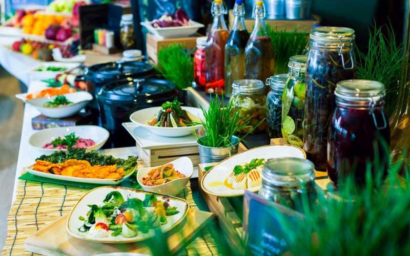 Detoxen en biologische voeding in dit hotel in Dubai