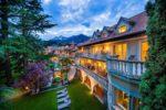 Werken aan gezondheid en wellness in dit hotel in de Italiaanse alpen