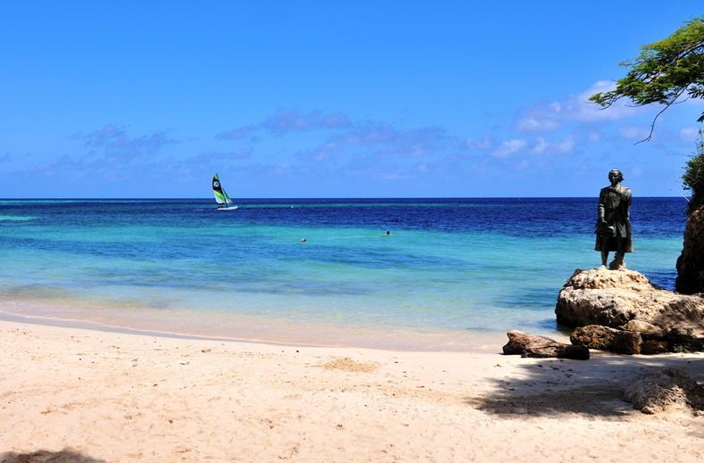 Hotel in het oosten van Cuba aan het strand en met prachtige zwembaden.