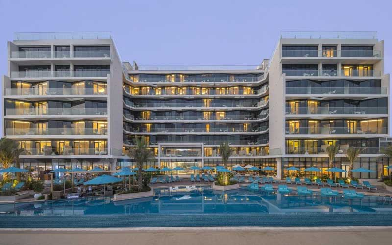 Wellnesshotel in Dubai