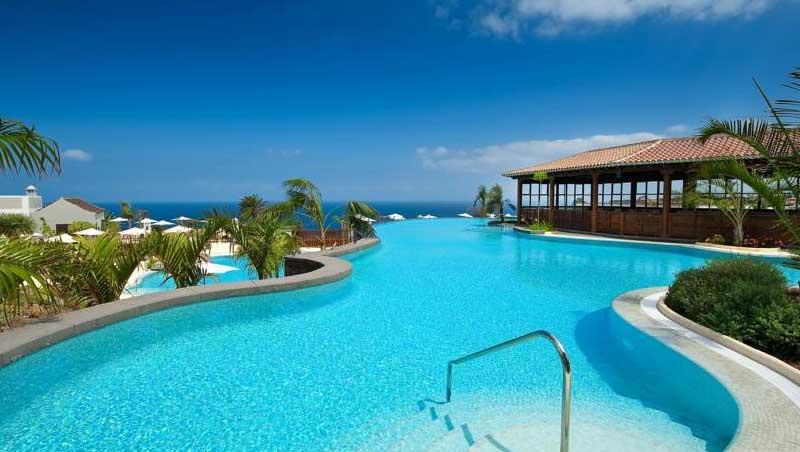 Korte wellnessvakantie op Tenerife