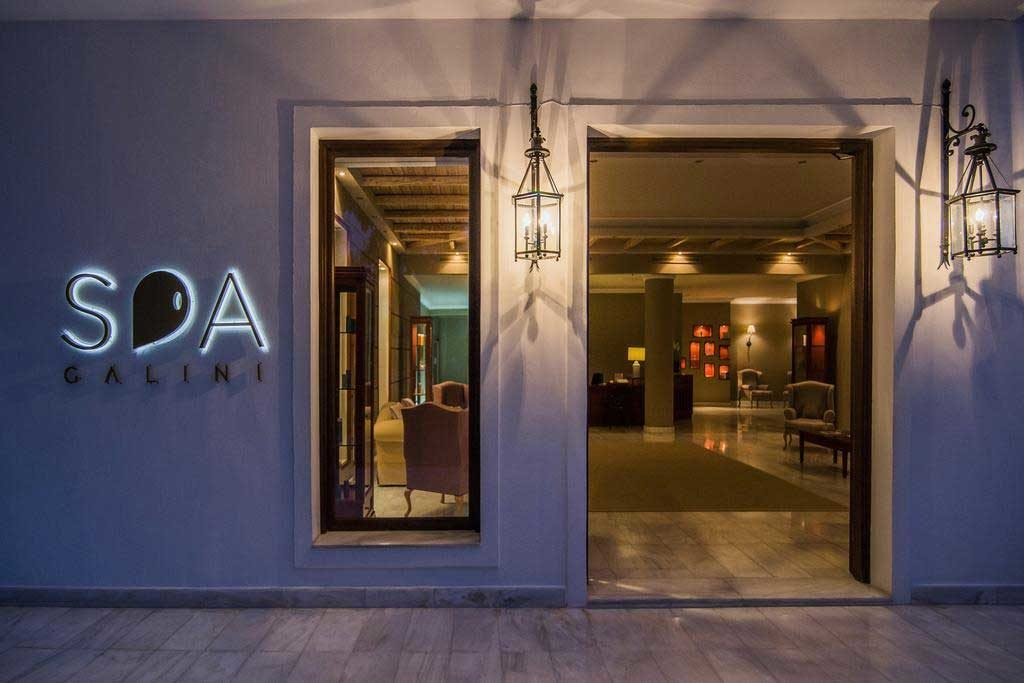 Heerlijke spa bij dit hotel in Griekenland