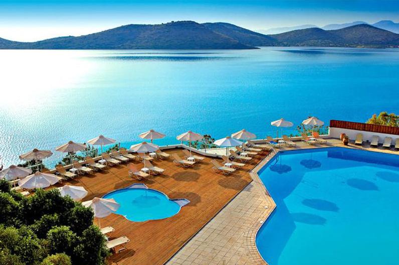 Luxe resorts met wellness