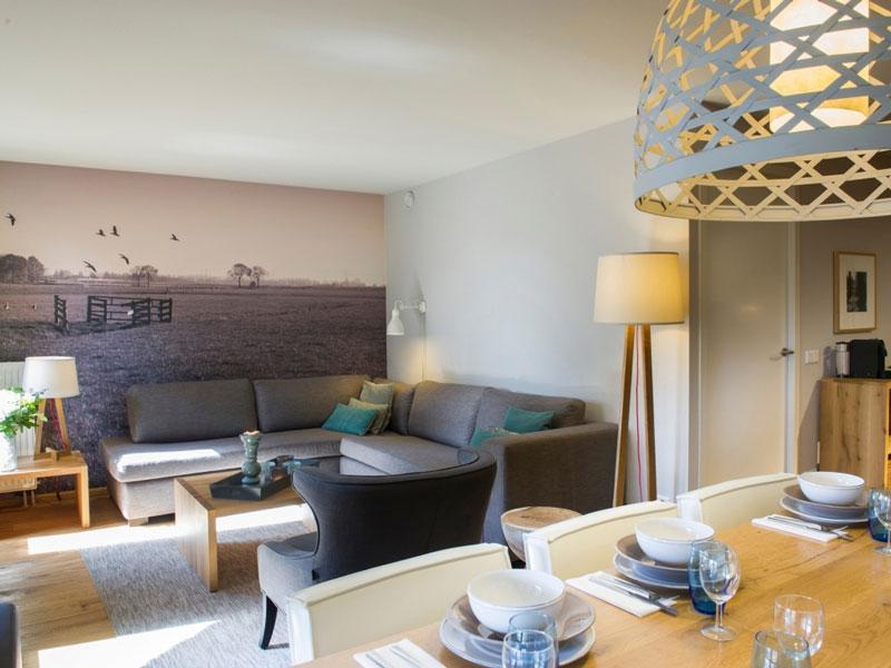 Luxe vakantiehuisjes met mooie inrichting van Landal