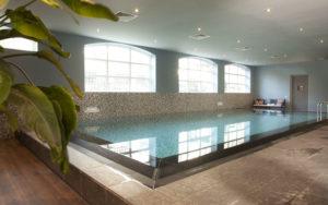 Wellness en zwembad hotel in Zeeland