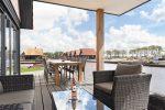 Luxe wellness bungalows direct aan het water