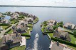 Luxe wellness vakantiepark in de natuur in Overijssel