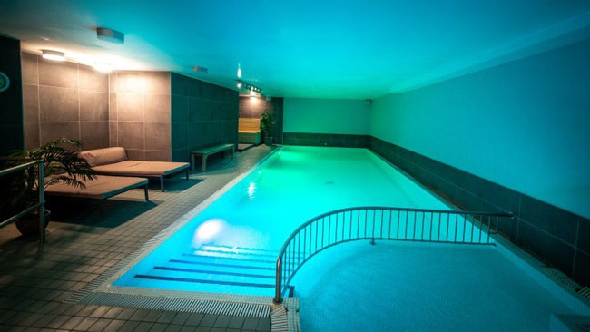 Hotel Saint Sauveur, Blankenberge