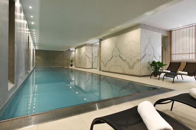 15 Hotels in België met wellness