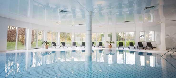 Prachtig hotel met spa in Friesland