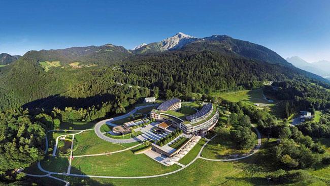 Kempinski Hotel Berchtesgaden, Beieren
