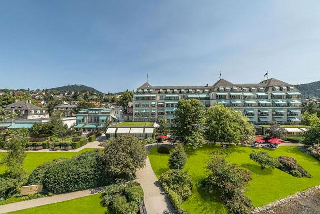 Brenners Park-Hotel & Spa, Baden-Württemberg