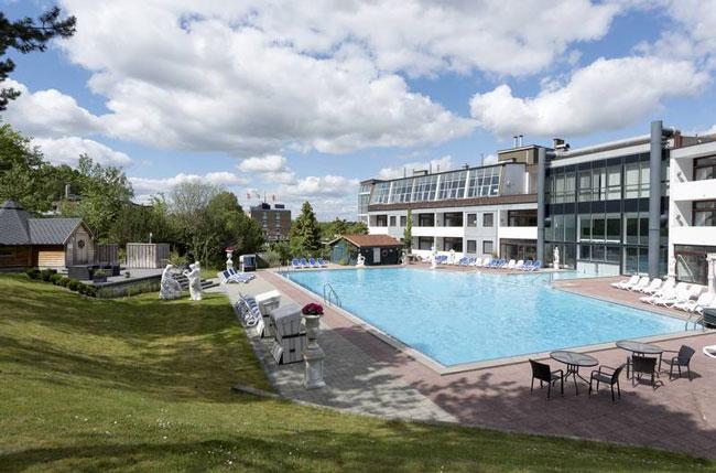 21 hotels in Duitsland met wellness