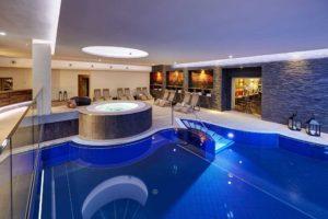 3 Hotels met extra grote spa's in Duitsland.