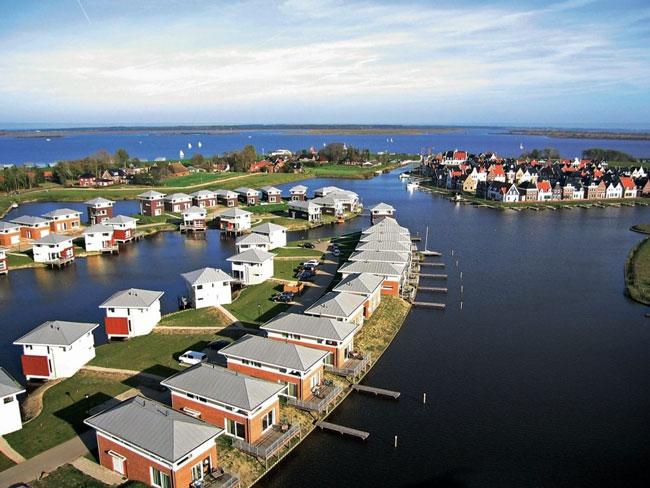 Wellness vakantie Landal Nederland