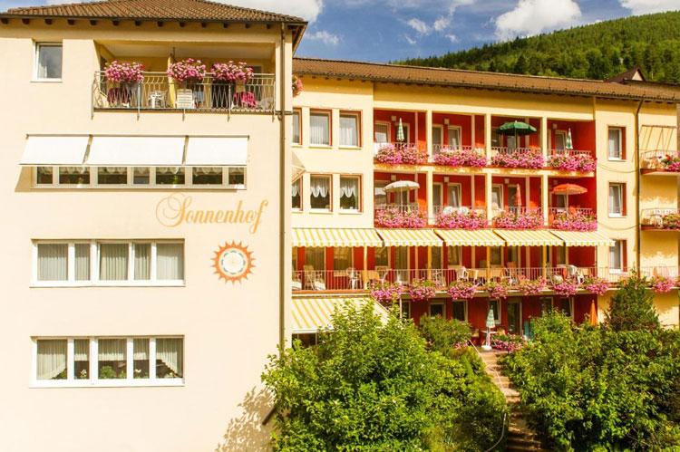 Hotel Sonnehof in Duitsland