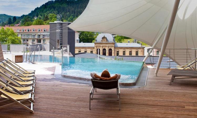bijzondere wellness locatie in Duitsland